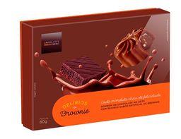 Caixas Delírios de Brownie - 80g
