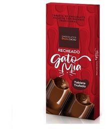 Tablete Recheado Gato Mia - 90g