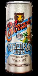 Cerveja Colorado Ribeirão Lager 410 ml Lata