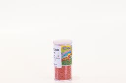 Glitter pvc vermelho 20g