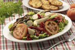 Salada à Sexto