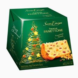 Santa Edwiges Panettone Frutas Zero