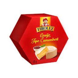 Tirolez Queijo Camembert