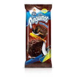 Bolo Pinguinos Chocolate 40 g