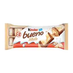 Chocolate Kinder Bueno White 39 g