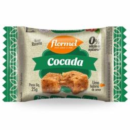 Cocada Zero Adição De Açúcares Flormel 25 g