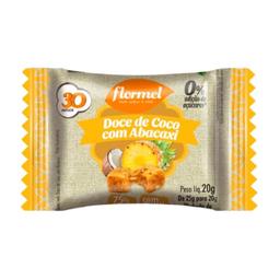 Doce De Coco Com Abacaxi Flormel 20 g