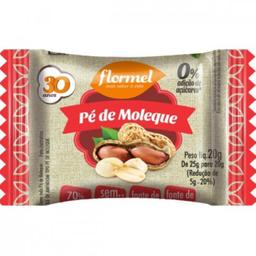 Doce Pé De Moleque Zero Flormel 20 g