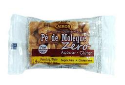 Doce Pé De Moleque Diet Airon 14 g