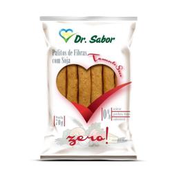 Palitos De Fibras Com Soja Tomate Seco Dr. Sabor 70 g
