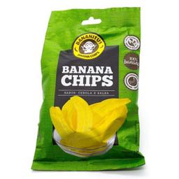 Chips Banana Tradicional Salgada 55 g