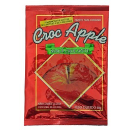 Maçã Crocante Croc Apple 40 g