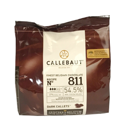 Chocolate Callebaut Gotas Amargo 54,5% 400 g