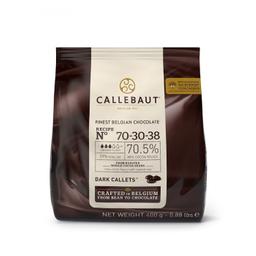Chocolate Callebaut Gotas Amargo 70% 400 g