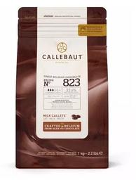 Chocolate Gotas Ao Leite Callebaut N 823 1 Kg
