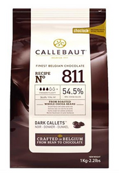 Chocolate Callebaut Amargo 811 1 Kg