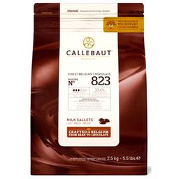 Chocolate Ao Leite Gotas Callebaut 33,6% 2,5 Kg