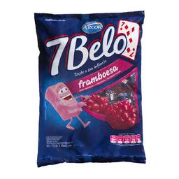 Bala 7 Belo Framboesa 600 g