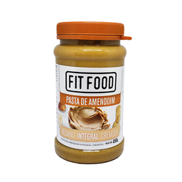 Fit Food Pasta Amendoim Cremosa