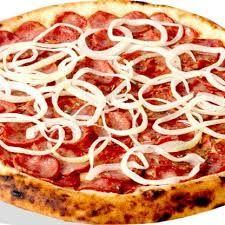 Pizza de Calabresa Tradicional - Grande