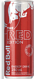 Energético Bull Red Edition 250 mL