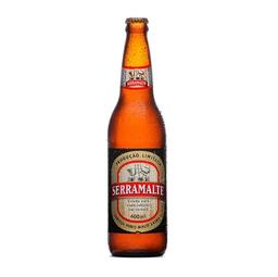 Cerveja Serramalte - 600ml