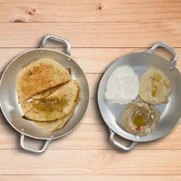 Trio De Pastas - Meia Porção