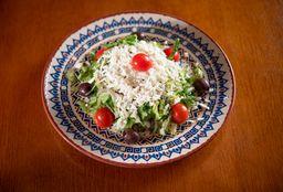 Salada Grega - Meia Porção