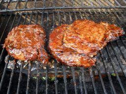 Terça-Feira: Bisteca ao Barbecue