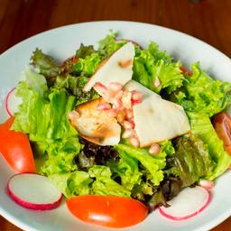 Salada Fatouche - Meia Proção
