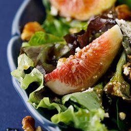 Salada de Figo - Meia Porção