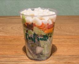 Salada no Copo - Vegetariana