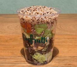 Salada no Copo - Quinoa