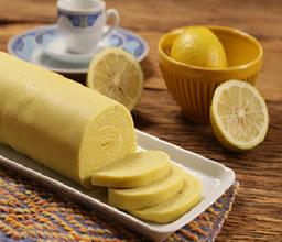 Bolo de Rolo de Limão - 420g