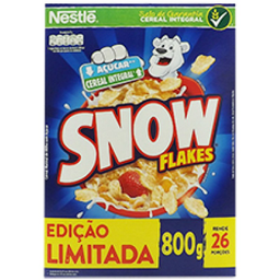 leve 3 Und - Cereal Matinal Snow Flakes 800 g