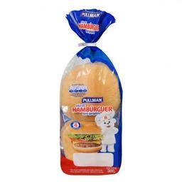 Pão Hambúrguer Pullman S/Ger 200 g