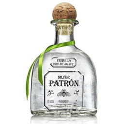 Tequila Patron Silver 375 mL