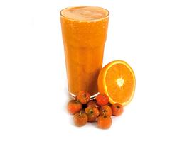 Suco de Laranja com Acerola - 300ml