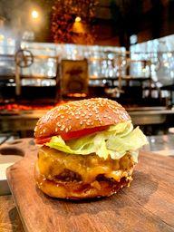 X Burger In Natura Salada