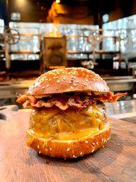 X Burger Dry Aged Bacon