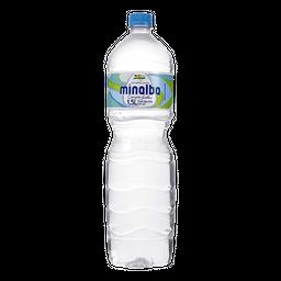 Água Mineral Sem Gás Minalba 1,5 L