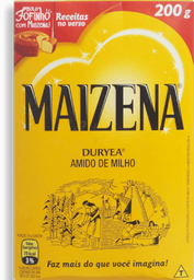 Amido De Milho Maizena Duryea 200 g