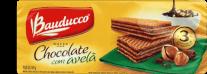 Wafer Bauducco Chocolate Com Avelã
