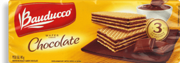 Wafer Bauducco Chocolate 140 g