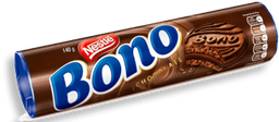 Biscoito Chocolate Bono 140 g