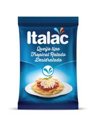 Queijo Ralado Italac 50 g