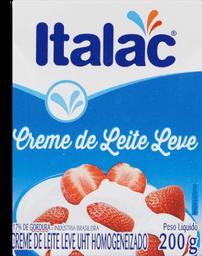 Creme Leite Leve Italac 200 g