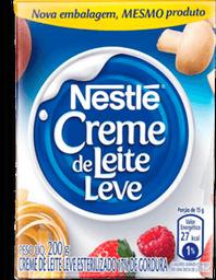 Creme De Leite Leve Nestlé 200 g