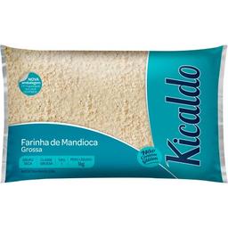 Farinha De Mandioca Grossa Kicaldo