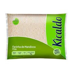 Farinha Mandioca Fina Kicaldo